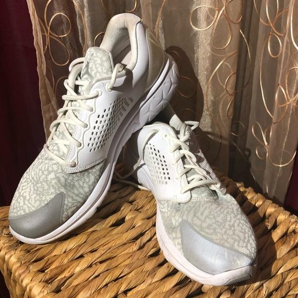 Jordan Shoes | White Jordan Lunarlon